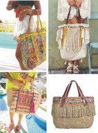 Η δική σας χειροποίητη τσάντα για την παραλία