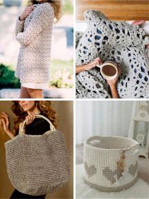 Νέα σεμινάρια Πλέξιμο με Βελονάκι Α΄Κύκλος και Πλεκτές τσάντες με Βελονάκι