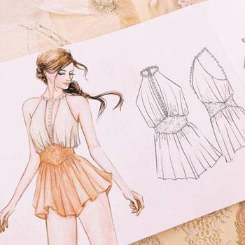 Νέο σεμινάριο Σχέδιο Μόδας Α' Κύκλος ξεκινάει στις 3 Οκτωβρίου