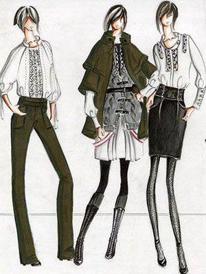 Νέο σεμινάριο Σχέδιο Μόδας
