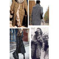 Πλεκτό παλτό