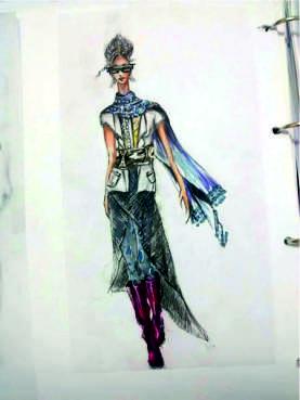 Νέο σεμινάριο Σχέδιο Μόδας Α' Κύκλος ξεκινάει στις 14 Φεβρουαρίου