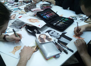 Νέο τμήμα στο σεμινάριο Σχέδιο Μόδας ξεκινάει την Πέμπτη 22 Οκτωβρίου
