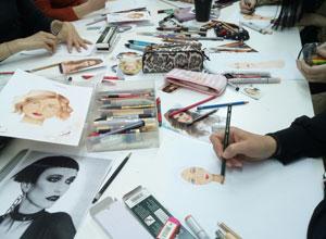 Νέο σεμινάριο Σχέδιο Μόδας ξεκινάει την Πέμπτη 1 Οκτωβρίου